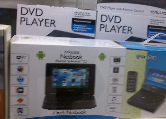 Craig Android Netbook Computer