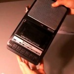 Retro Unbox_ Panasonic RQ-2102 Portable Cassette Recorder - YouTube