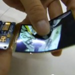 Flexible OLED Screen by Samsung